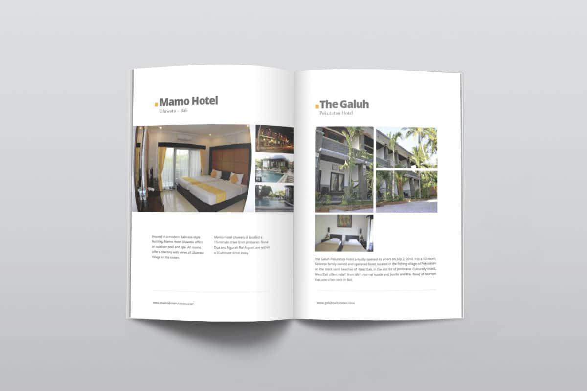 Acintya Hospitality Company Profile Page 10 11 Mocup