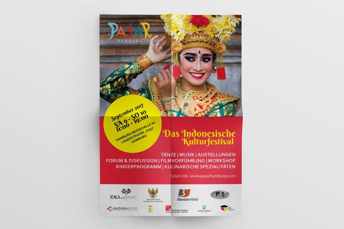 Poster Pasar Hamburg 2017