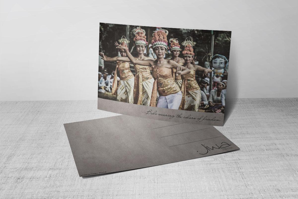 Seaquest Post Card Mocup