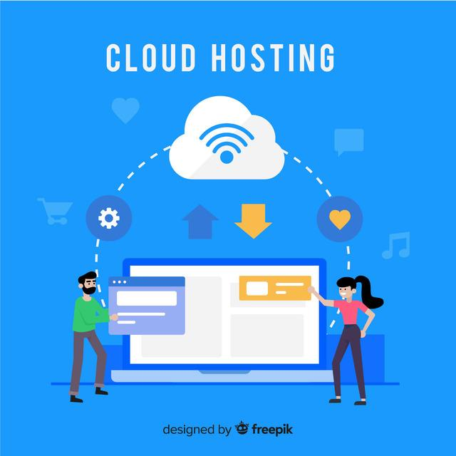 Cloud Hosting - Pengertian Web Hosting