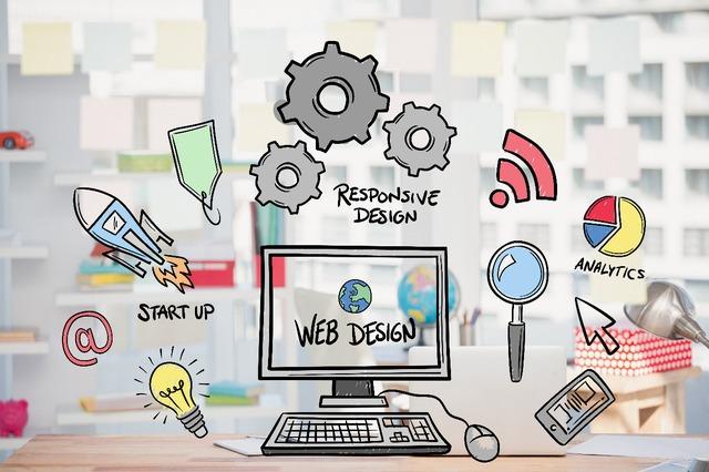 Layanan Custom Web Design - custom Web Design