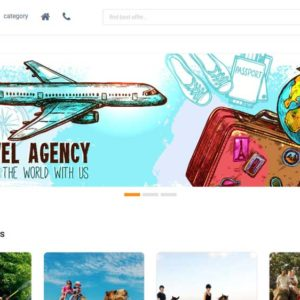 Bali Trending Tour And Car Rental Web Design