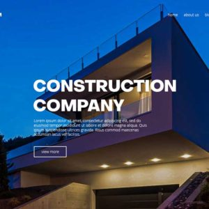 Conscom Property Agency Web Design