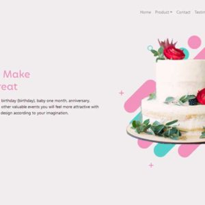 Hovacake Eccomerce Web Design