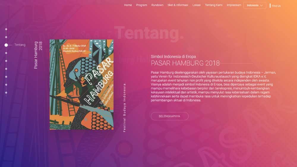 Pasar Hamburg Company Profile Web Design - Website Profil Perusahaan - Pasar Hamburg Company Profile Web Design