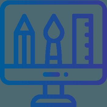 Mous Media - Website & Application Graphic Design