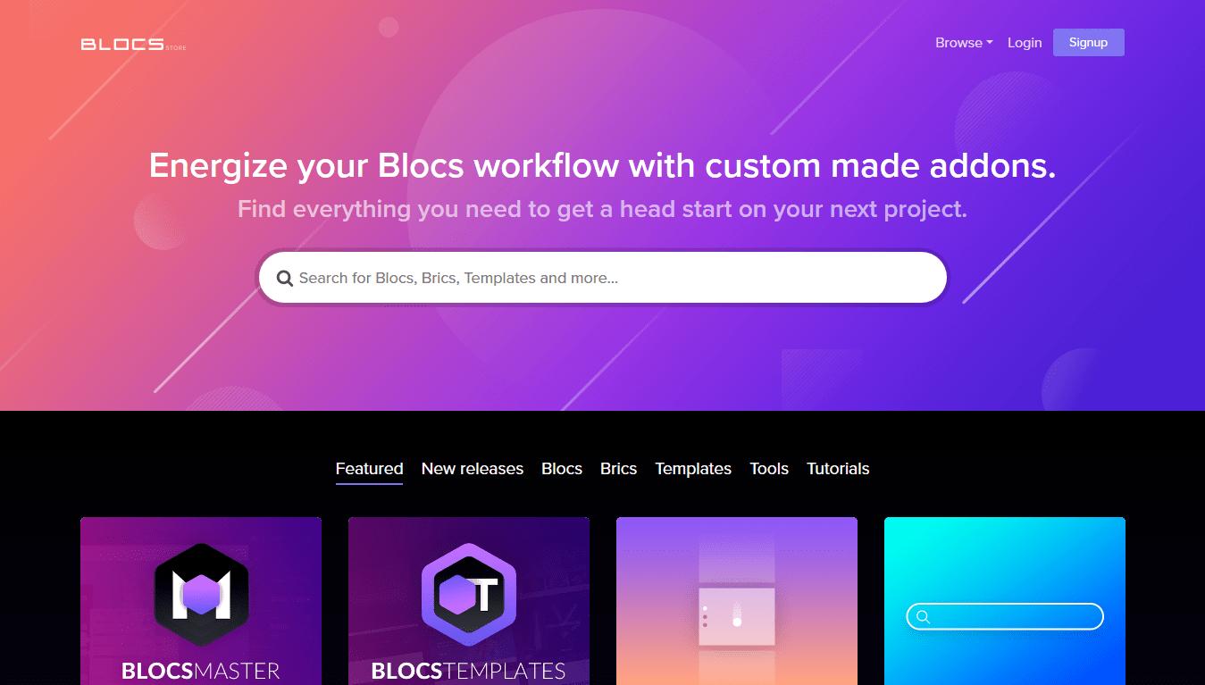 Block.store