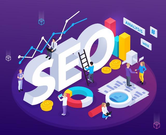 Ilustrasi Seo dalam usaha sederhana - indikator-indikator SEO