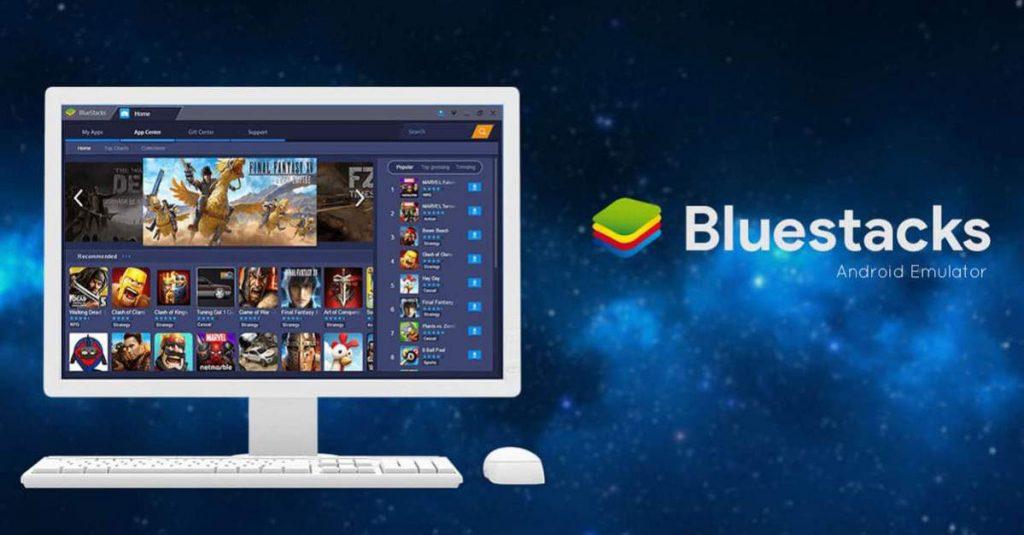 Bluestack - Cara Bermain Game Android