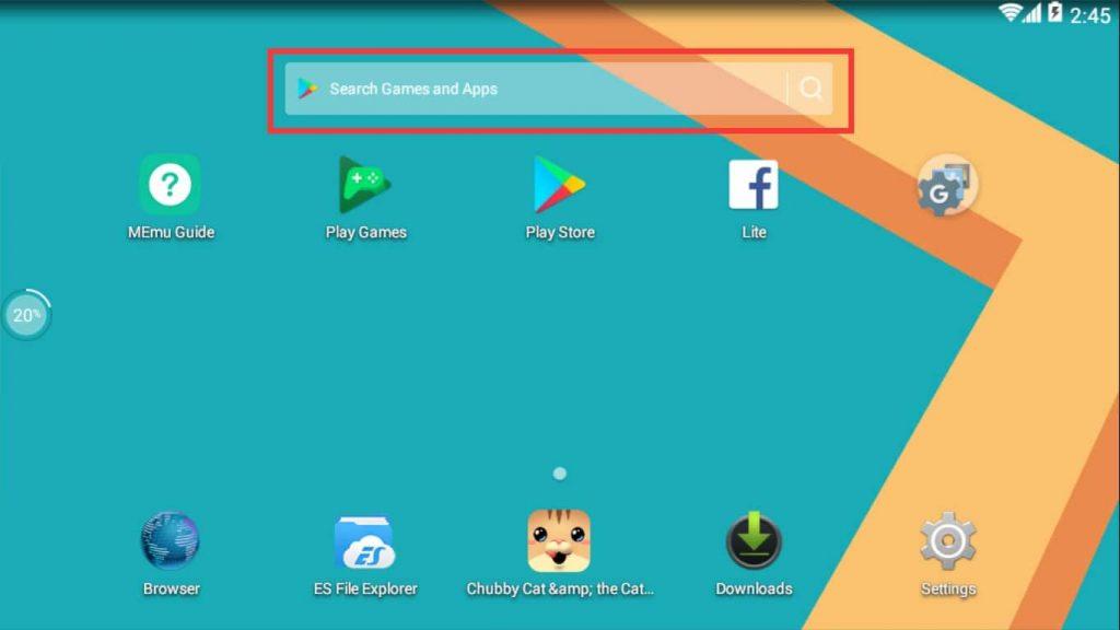 Memu - Cara Bermain Game Android