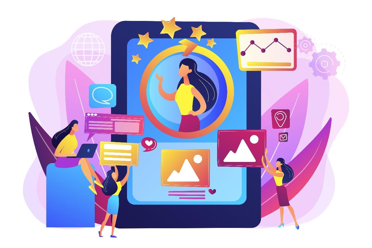 Social Media Presence - advantage of social media marketing