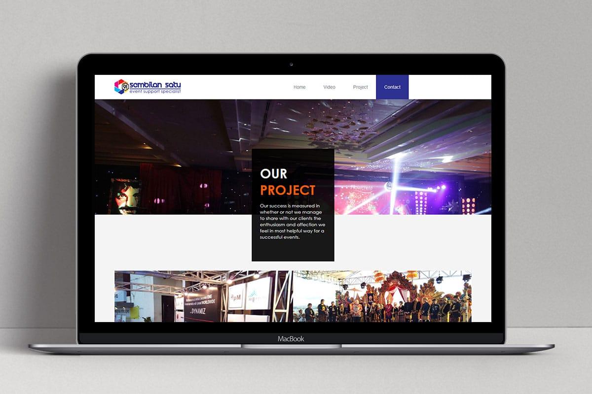 2 91 Pro Web Design Mocup