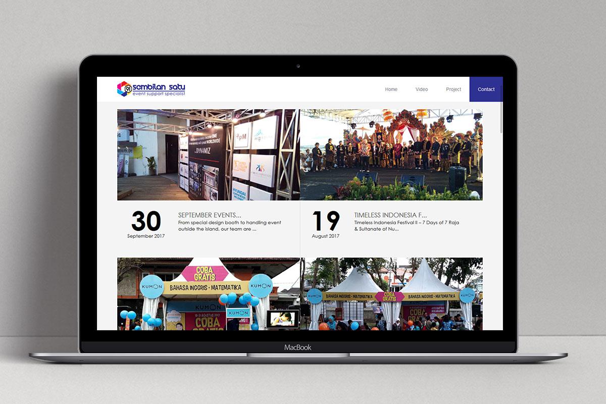3 91 Pro Web Design Mocup