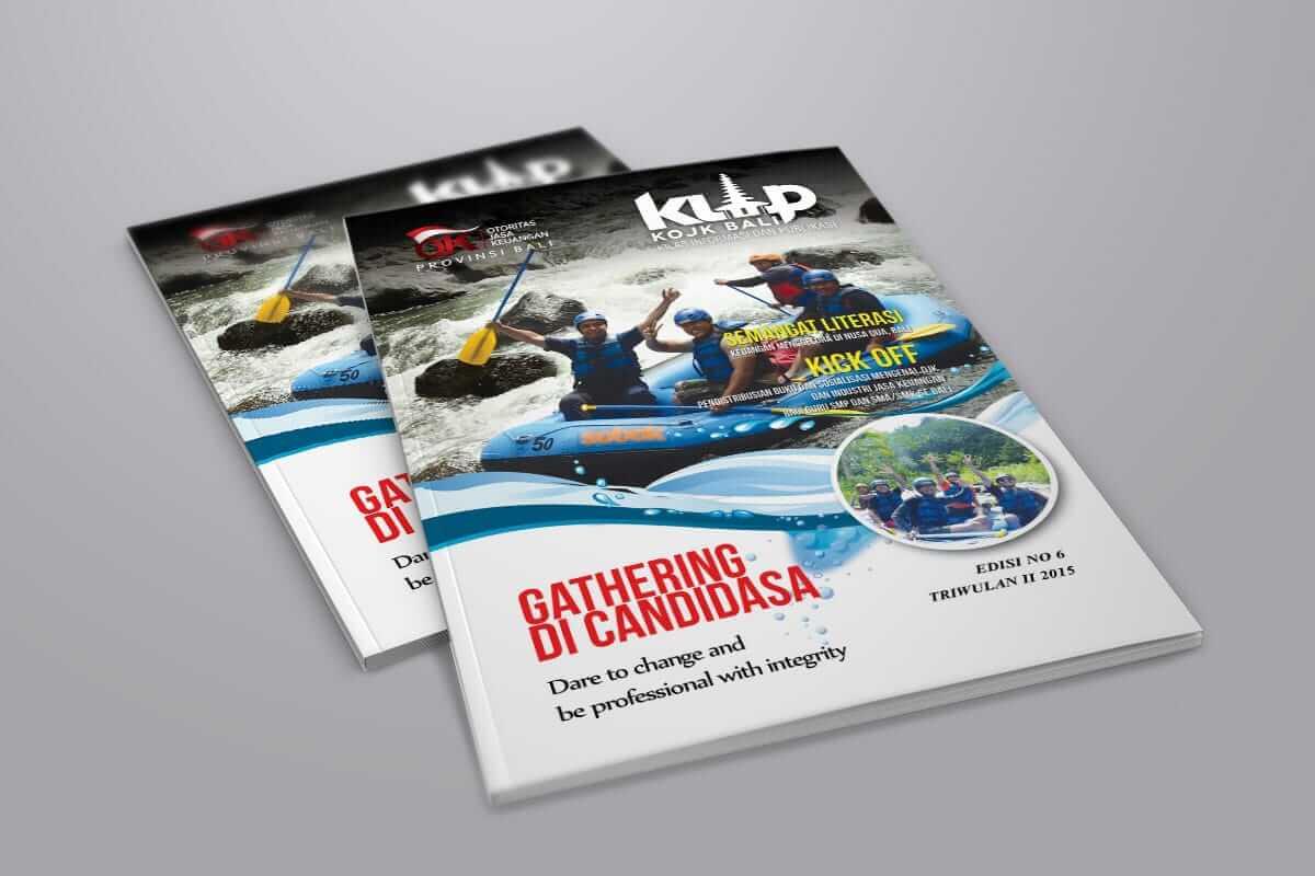 3. Klip Ojk Bali Edisi 6 Cover