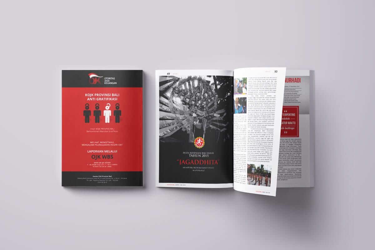 4. Magazine Klip Ojk Edisi 6 Mocup