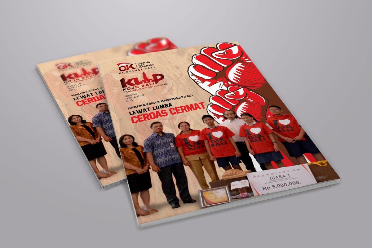 5. Klip Ojk Bali Edisi 7 Cover