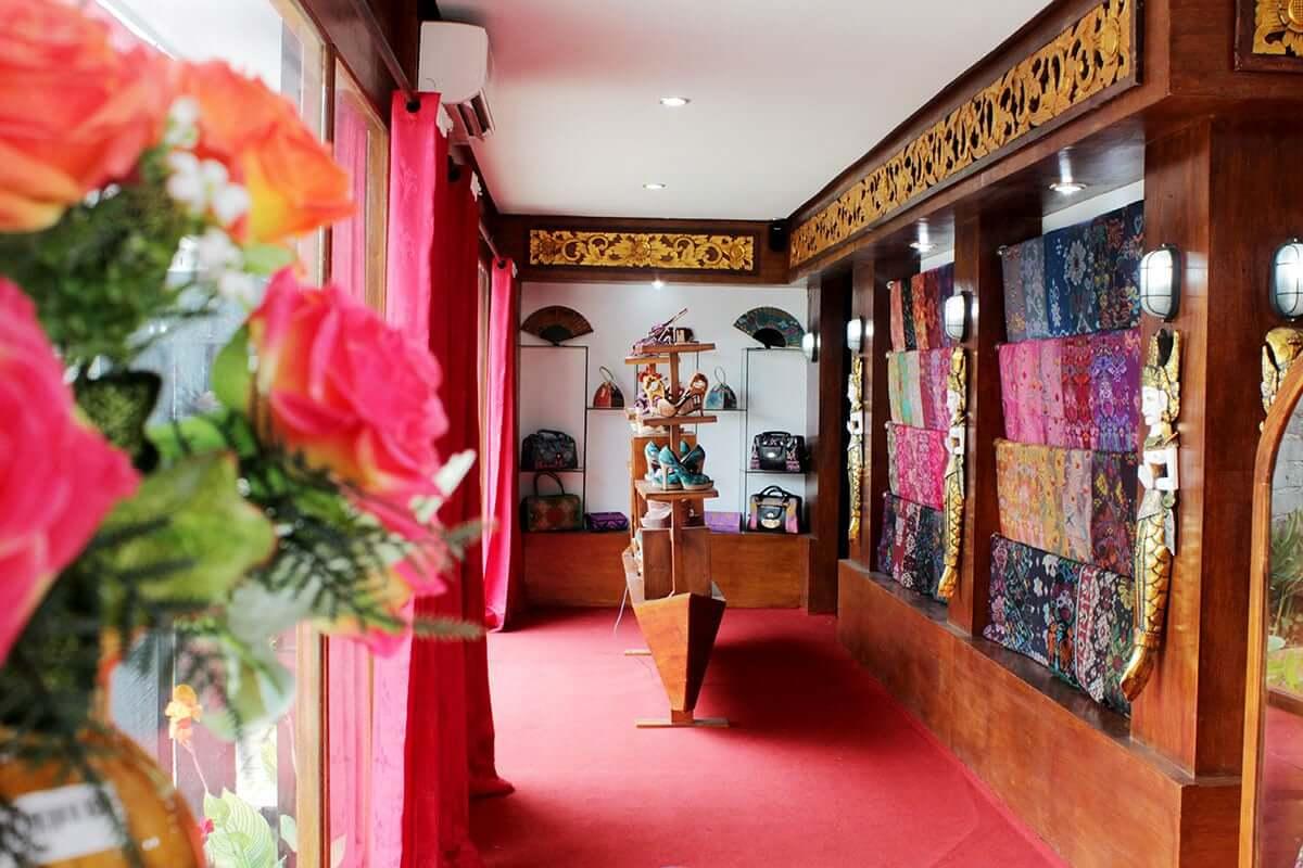 Ananda Tenun Bali Logo Gallery