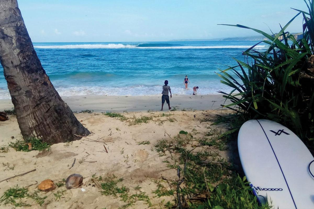 Cover Sumba Surfcamp