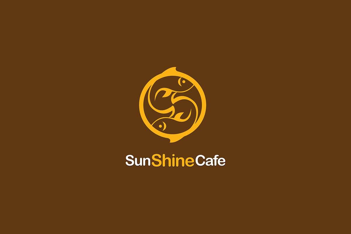 Logo Shun Shine Cafe Bali