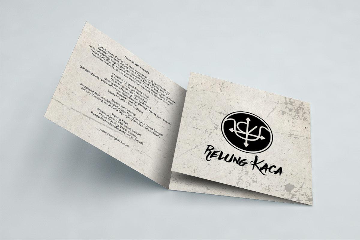 Relung Kaca Cover Cd 1