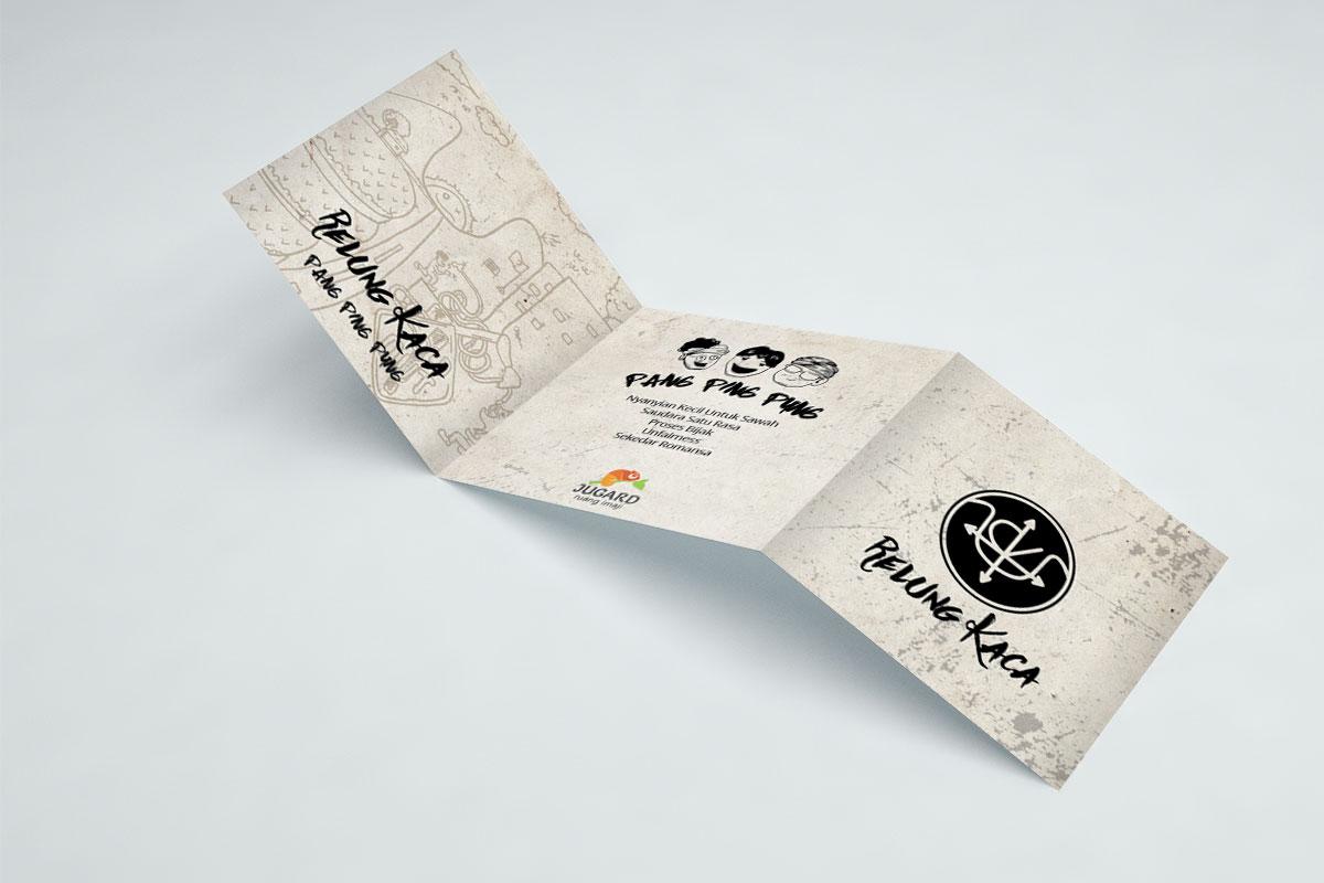 Relung Kaca Cover Cd 2