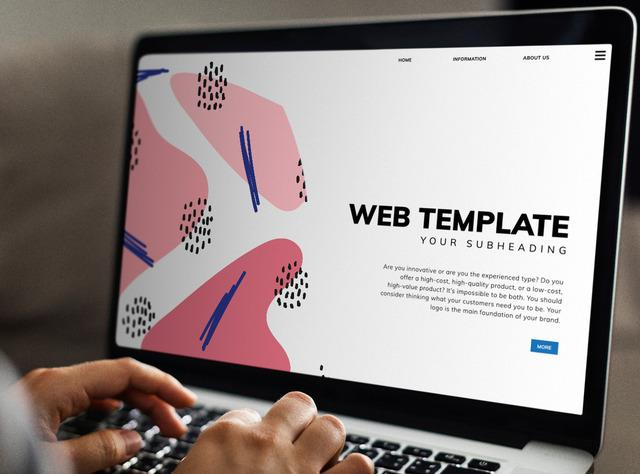 What is Custom web design with its advantages and disadvantages - Custom Web Design Vs Website Templates