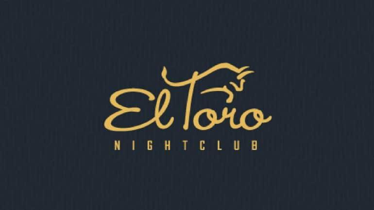 Klub Malam El Toro Oleh Jerron Ames - 10 Logo Restoran Terbaik