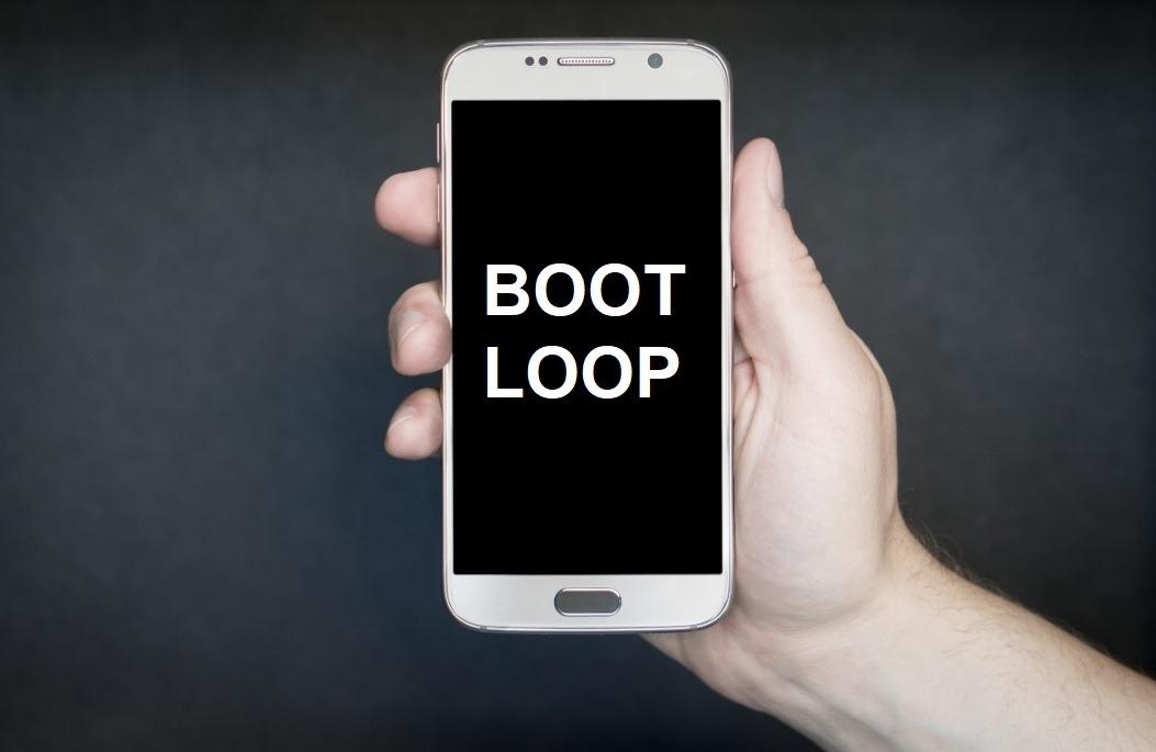 Bootloop Ringan (light Bootloop)
